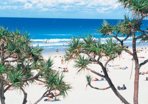 Gold Coast's best beaches