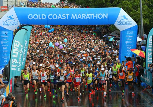 Gold Coast Marathon 2019!