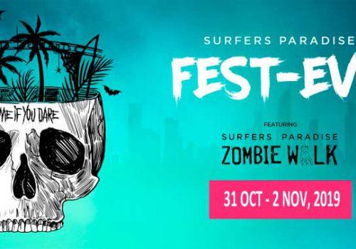 Surfers Paradise Fest-EVIL!