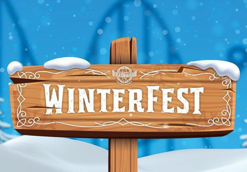 Winterfest at Dreamworld!