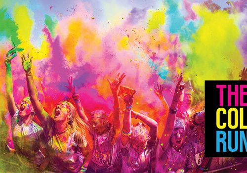 The Colour Run Love Tour!