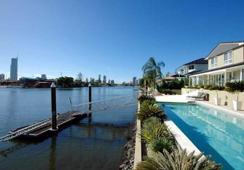Luxury Gold Coast Waterfront Holiday Holiday Homes