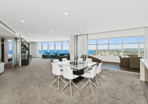 4 Bedroom Sub-Penthouse at Q1 resort