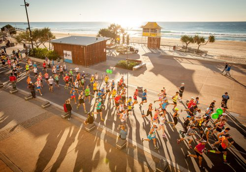 Gold Coast Marathon 3-4 July 2021