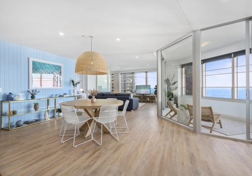 Introducing our newest Apartment – 3 Bedroom Beach Chic